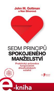 Obálka titulu Sedm principů spokojeného manželství