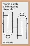 Studie a stati o francouzské literatuře - obálka