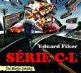 Série C-L (Velká vlaková loupež a smrt mladé dívky. Souvislosti odhaluje major Kalaš.) - obálka