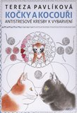 Kočky a kocouři (Antistresové kresby k vybarvení) - obálka