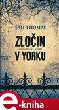 Zločin v Yorku (Elektronická kniha) - obálka