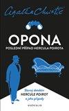 Poirot: Opona (Poslední případ Hercula Poirota) - obálka
