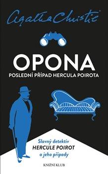 Obálka titulu Poirot: Opona