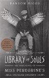 Library of Souls - obálka