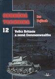 Obrněná technika 12 - Velká Británie a země Commonwealthu - obálka