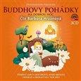 Buddhovy pohádky na dobrou noc (Příběhy lásky a moudrosti, které okouzlí, inspirují a obohatí vás i vaše děti) - obálka