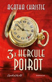 Obálka titulu 3x Hercule Poirot