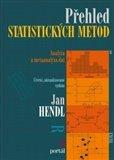Přehled statistických metod zpracování dat (Analýza a metaanalýza dat) - obálka