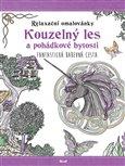 Relaxační omalovánky: Kouzelný les a pohádkové bytosti (Fantastická barevná cesta) - obálka