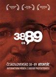 DVD-Československo 38-89: Atentát - obálka