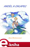 Anděl a chlapec - obálka