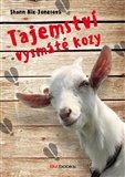 Tajemství vysmáté kozy - obálka