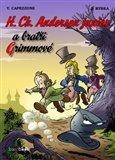 Obálka knihy Bratři Grimmové