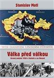 Válka před válkou (Krvavý podzim 1938 v Čechách a na Moravě) - obálka