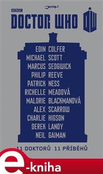Obálka titulu Doctor Who: 11 doktorů, 11 příběhů