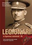 Legionáři s lipovou ratolestí III. (Tváře československé armády - 16 generálů-legionářů) - obálka