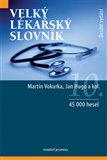 Velký lékařský slovník 10. vydání - obálka
