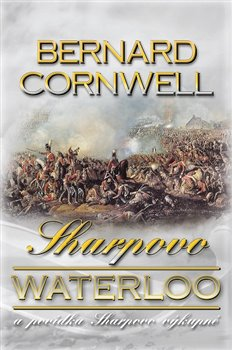 Obálka titulu Sharpovo Waterloo a povídka Sharpovo výkupné