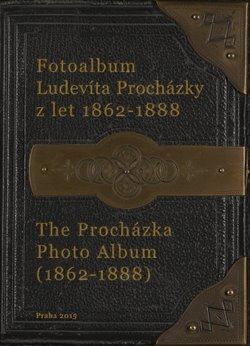 Obálka titulu Fotoalbum Ludevíta Procházky