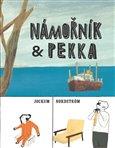 Námořník & Pekka - obálka