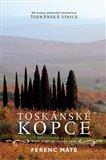 Toskánské kopce (Nový život ve starém kraji) - obálka