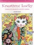 Kreativní kočky - obálka