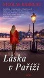 Láska v Paříži - obálka