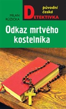 Obálka titulu Odkaz mrtvého kostelníka