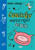 Čuníkův supertajný deník - obálka
