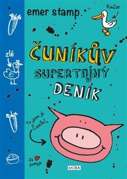 Obálka titulu Čuníkův supertajný deník