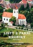 Listy z farní kroniky (Horní Újezd) - obálka