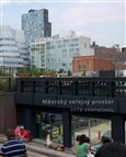 Městský veřejný prostor - obálka