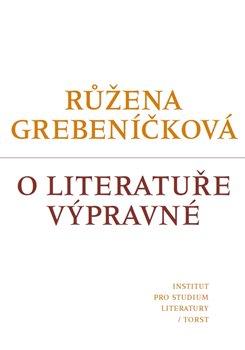 Obálka titulu O literatuře výpravné