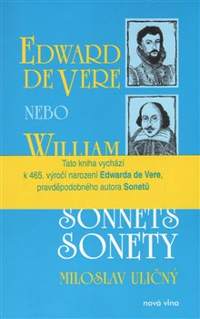 Sonnets / Sonety - Edward de Vere, William Shakespeare