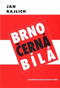 Obálka titulu Brno – černá bílá