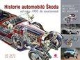 Historie automobilů Škoda - obálka