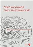 DVD-České akční umění (Filmy a videa, 1956–1989) - obálka