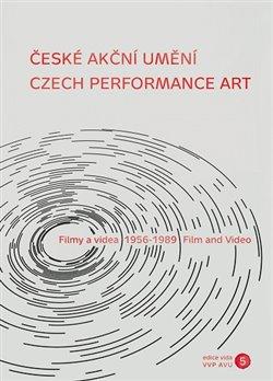 Obálka titulu DVD-České akční umění