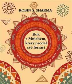Obálka titulu Rok s mnichem, který prodal své ferrari