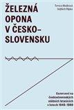 Železná opona v Československu - obálka