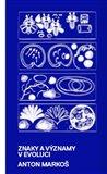 Znaky a významy v evoluci - obálka