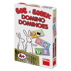 Obálka titulu Domino Bob & Bobek