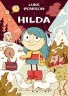 Hilda (Hilda a troll, Hilda a půlnoční obr) - obálka