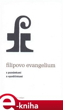 Obálka titulu Filipovo evangelium