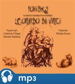 Pohádky - Leonardo Da Vinci, mp3 - Milada Karez