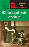 92. policejní revír zasahuje - obálka