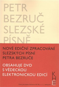 Obálka titulu Slezské písně