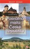Posvátná místa České republiky - obálka