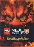 Lego Nexo Knights Kniha příšer - obálka