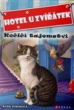 Hotel u zvířátek - Kočičí tajemství - obálka